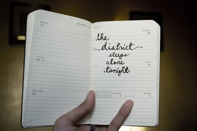 初開封の儀!ほぼ日手帳でスケジュールを管理してオシャンティなオトコになります!!
