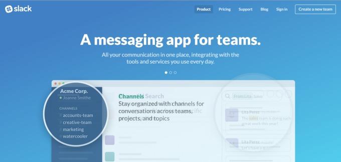 コミュニケーションツールにSlackをオススメする4つの理由
