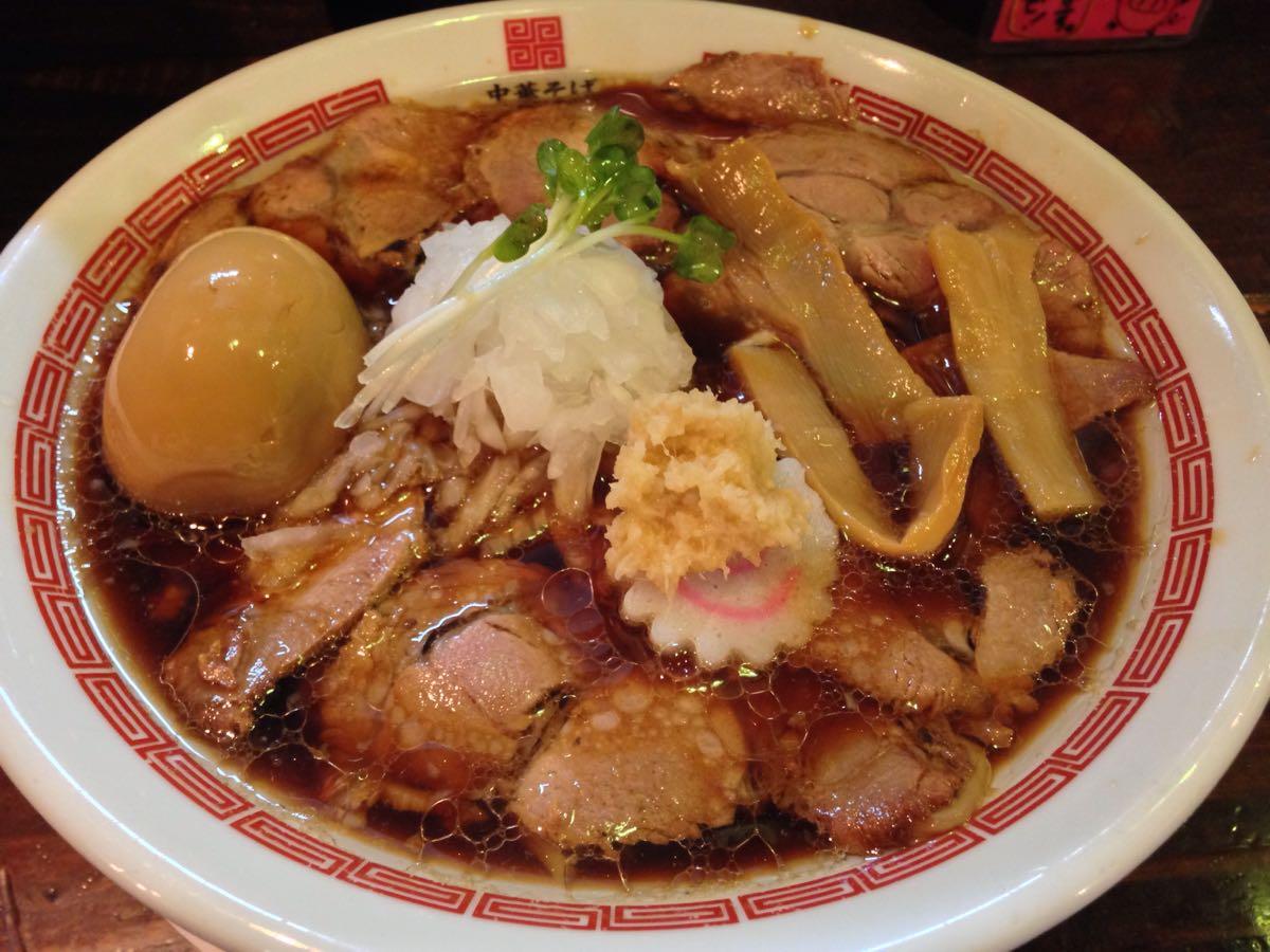 肉もりもりでスタミナアップ!上野「肉盛りつけ麺六代目けいすけ」