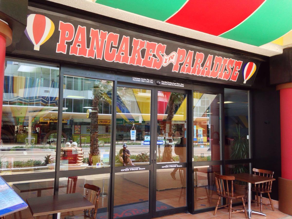 サーファーズパラダイスで激ウマパンケーキを食べる!「Pankcakes in Paradise」
