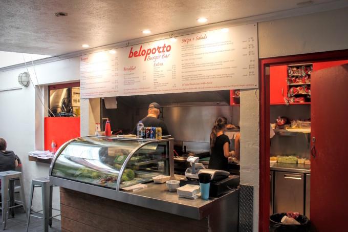 ジューシー激ウマハンバーガー「beloporto」はバイロンベイに行ったらぜったい行くべき!