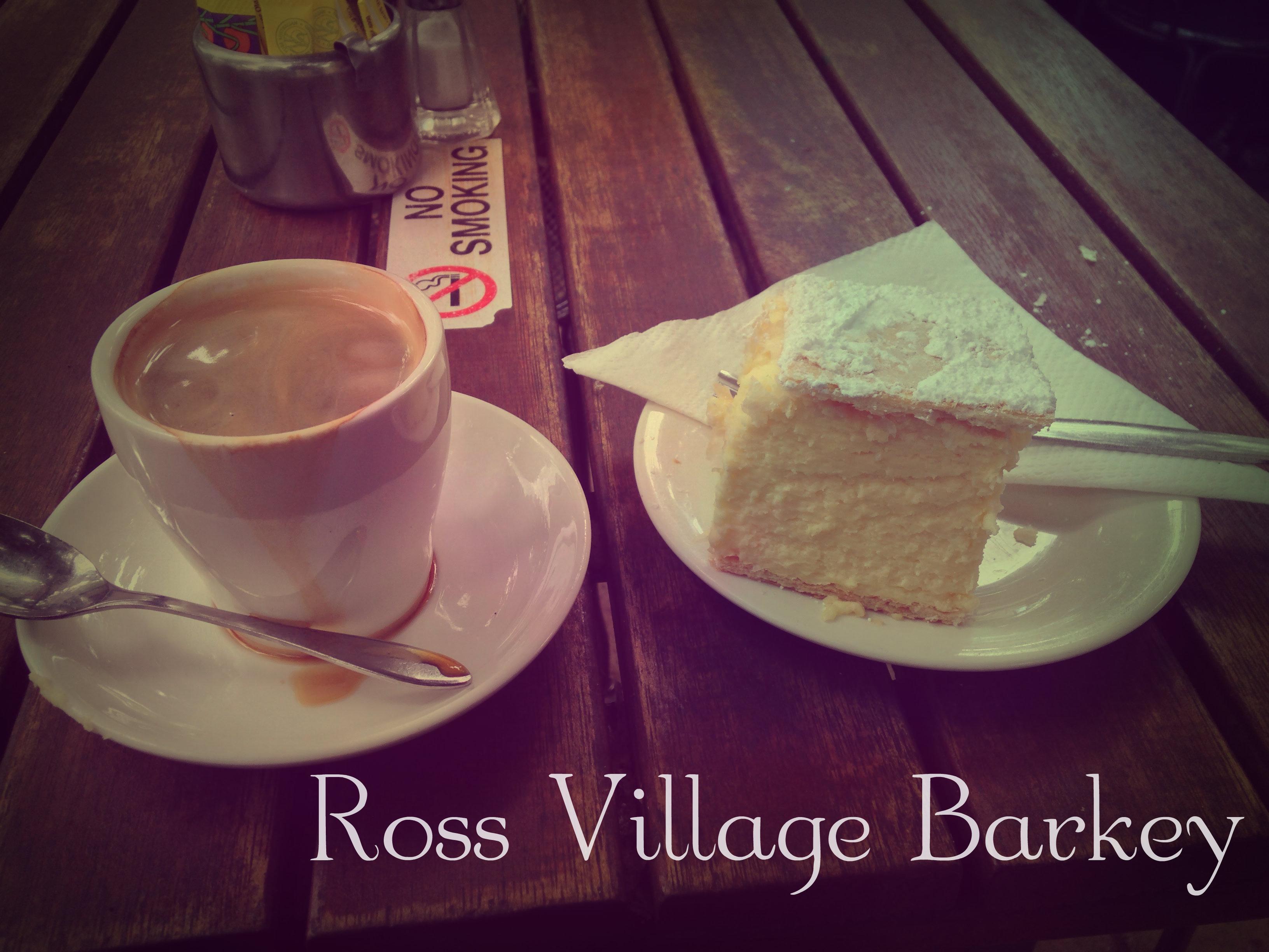 魔女の宅急便のパン屋のモデルとうわさの「Ross Village Barkey」に行ってきた