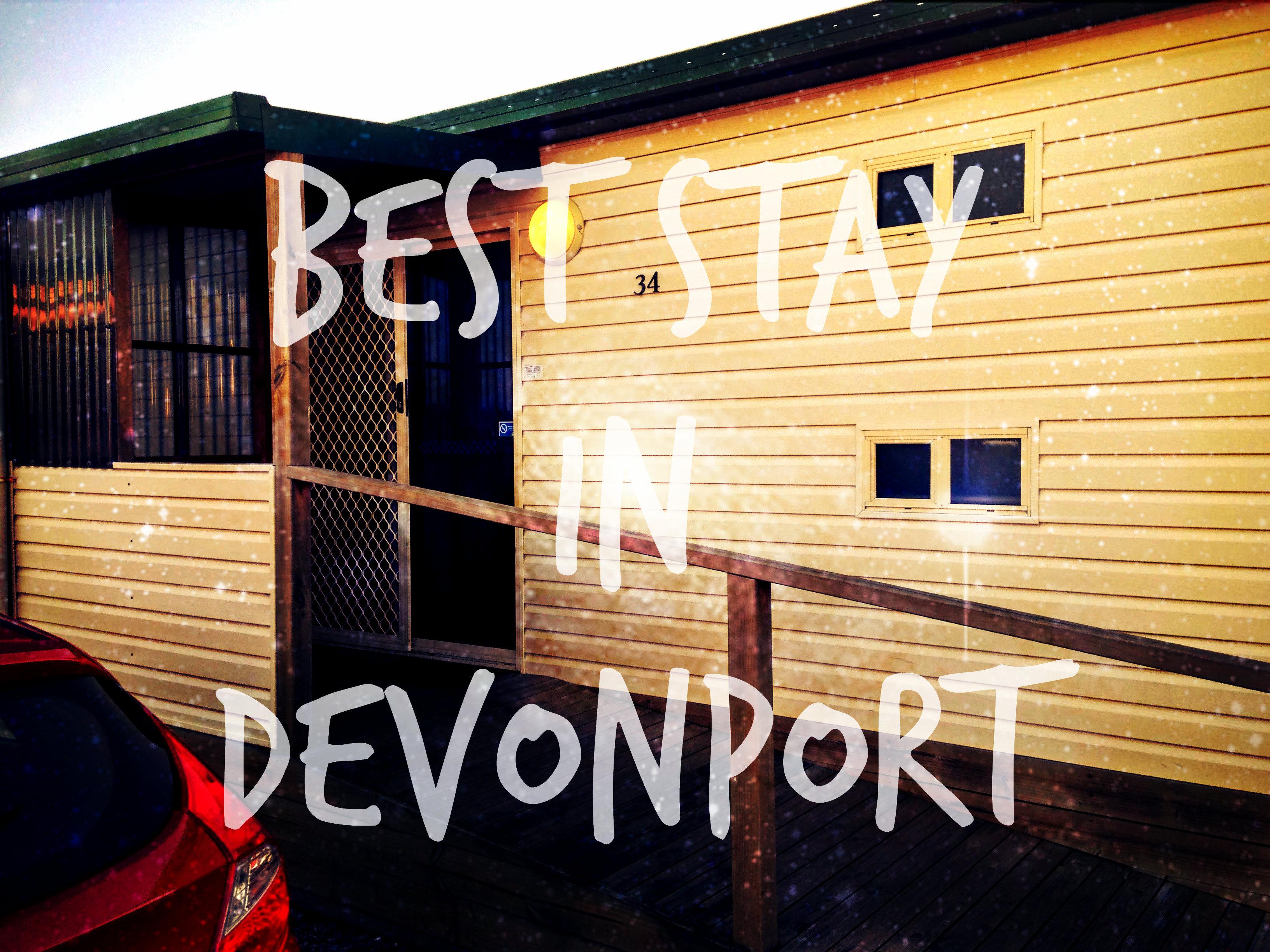 オトナもテンション上がちゃうアレもあるオススメパーク「Discovery Holiday Parks Devonport」