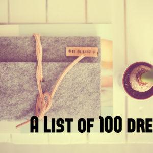 自分を知ることで今やるべきことがクリアに見えてくる「人生の100のリスト」