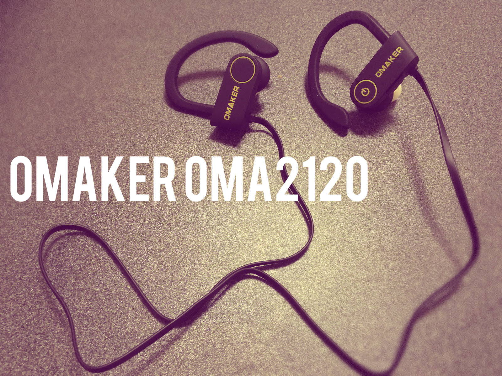 もう有線には戻れない!体の一部のようにフィットし音質もグッドなBluetoothイヤホン「Omaker OMA2120」
