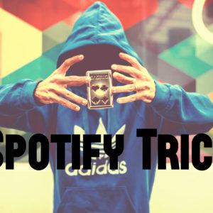Spotifyの無料アカウントでも自分の聞きたい曲が聞ける裏ワザ