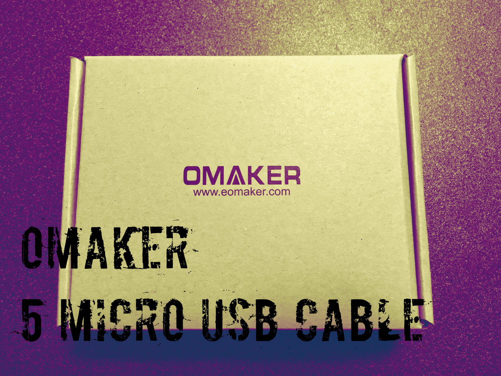 USBケーブル使い回ししてない?急速充電対応で高品質なOmaker microUSBケーブル5本セット【PR】