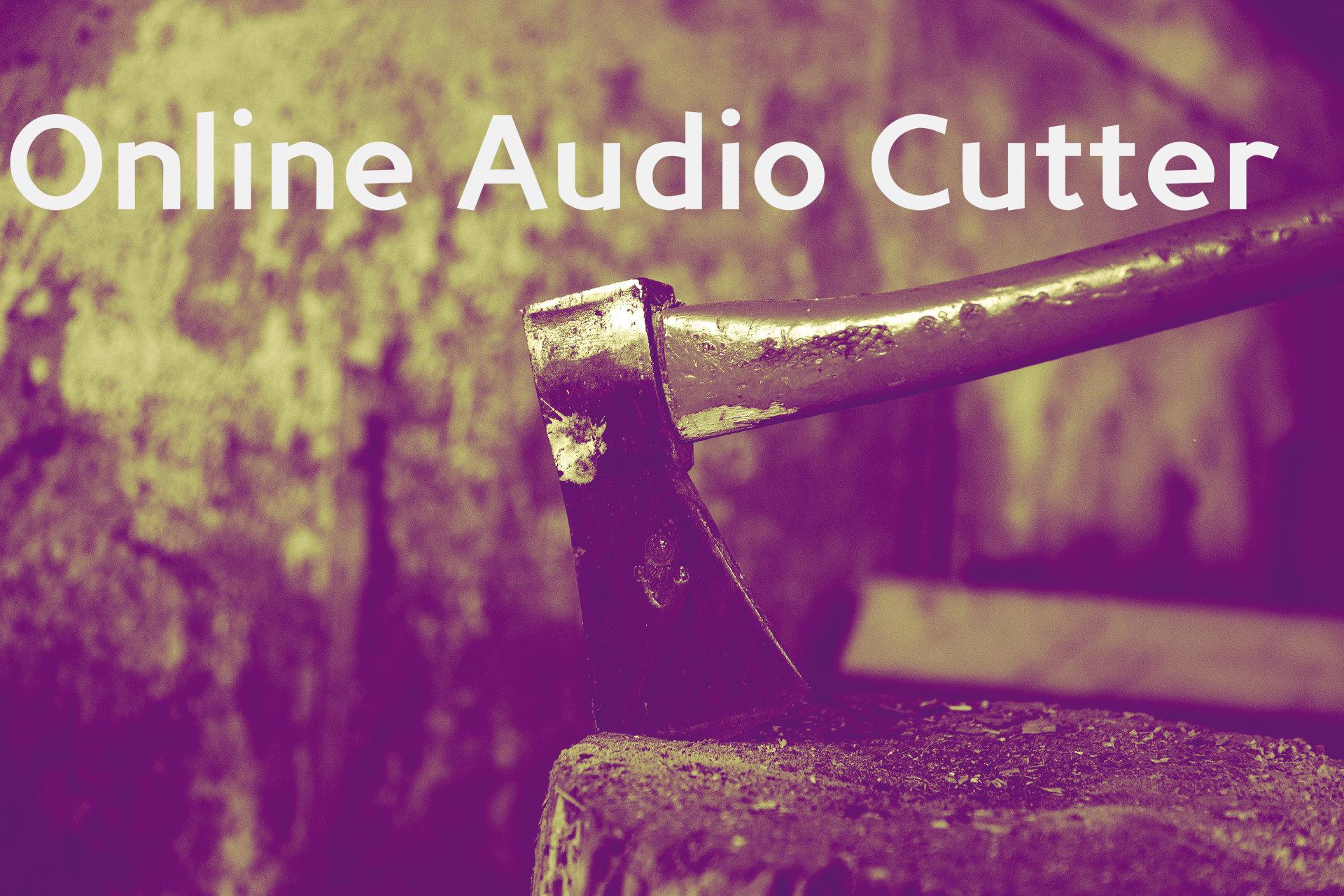 MacでもWindowsでも手軽に音楽をカットできるWebサービス「Online MP3 Cutter」